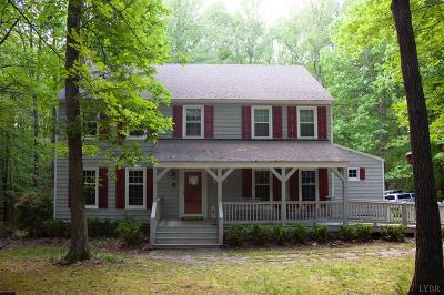 Forest Single Family Home For Sale: 310 Merrywood