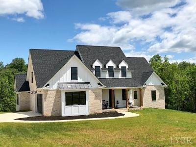 Forest Single Family Home For Sale: 1292 West Crossing Drive