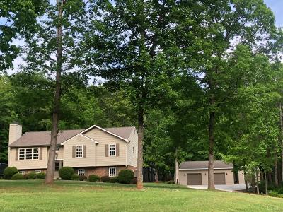 Rustburg Single Family Home For Sale: 2791 Clarks Road
