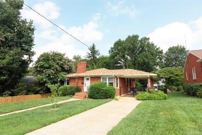Lynchburg Single Family Home For Sale: 4515 Oakdale Drive