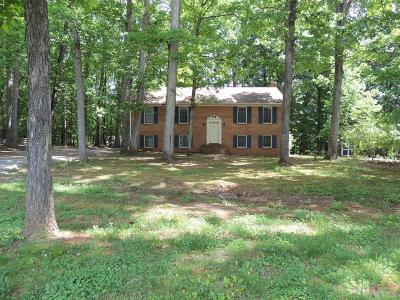 Forest Single Family Home For Sale: 1683 Cottontown Road