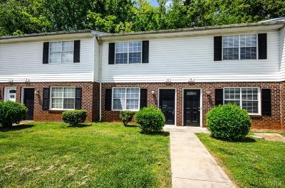 Lynchburg Condo/Townhouse For Sale: 8022 Timberlake Road #13