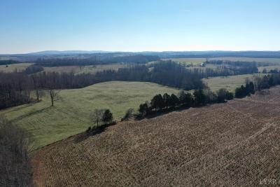 Bedford County Residential Lots & Land For Sale: Falling Creek Road