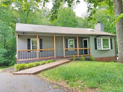 Forest VA Single Family Home For Sale: $197,000
