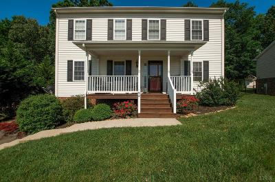 Campbell County Single Family Home For Sale: 94 Spring Oaks Drive