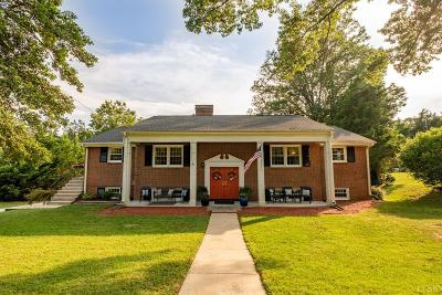 Lynchburg Single Family Home For Sale: 2211 Indian Hill Road