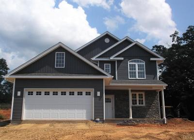 Bedford County Single Family Home For Sale: Pilgrim Road