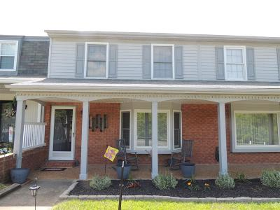 Lynchburg Condo/Townhouse For Sale: 66 Cavalier Court