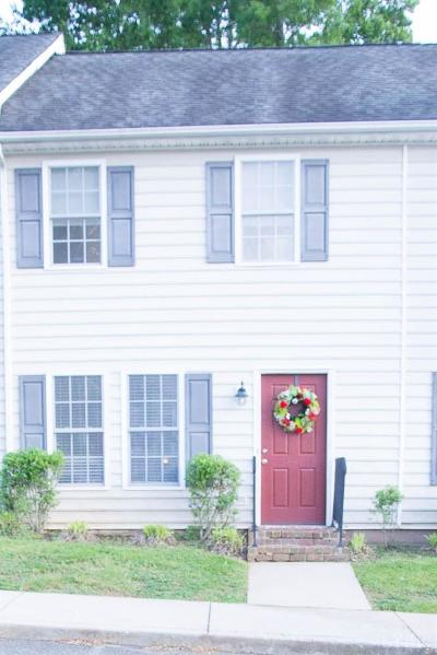 Lynchburg Condo/Townhouse For Sale: 716 Leesville Road #805