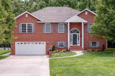 Forest Single Family Home For Sale: 1060 Pond View Circle