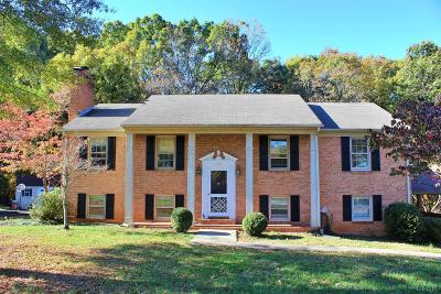 Lynchburg Single Family Home For Sale: 113 Village Road