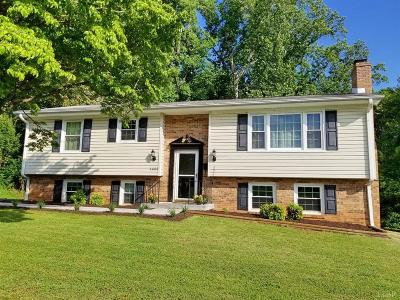 Lynchburg Single Family Home For Sale: 6008 Sunderland Pl