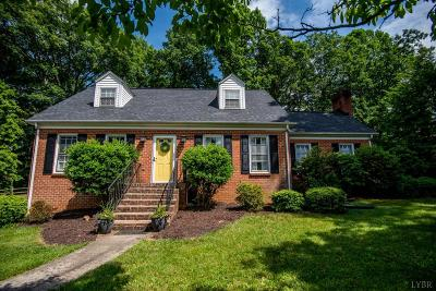 Forest Single Family Home For Sale: 183 Locksley Place