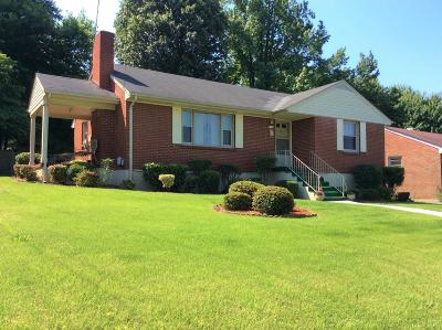 Lynchburg Single Family Home For Sale: 4524 Golf Park Drive