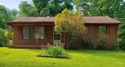 Lynchburg Single Family Home For Sale: 130 Lisa Place