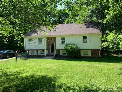 Lynchburg Single Family Home For Sale: 305 Cambridge Drive