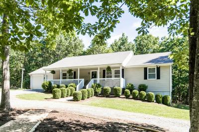 Lynchburg Single Family Home For Sale: 126 Warner Road