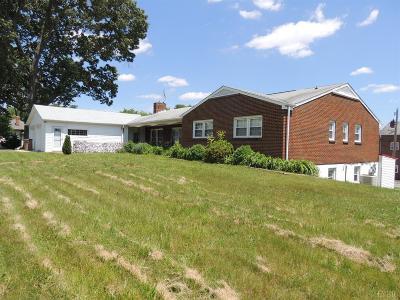 Altavista Single Family Home For Sale: 1001 8th Street