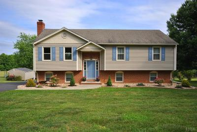 Forest VA Single Family Home For Sale: $229,900