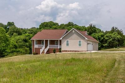 Bedford Single Family Home For Sale: 1805 Virginia Byway