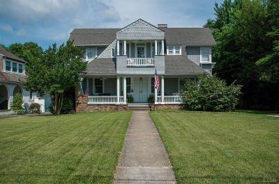 Lynchburg Single Family Home For Sale: 219 Norfolk Avenue