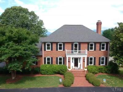 Lynchburg, Forest, Goode, Bedford, Moneta, Amherst, Concord, Appomattox, Madison Heights, Monroe, Evington, Rustburg Single Family Home For Sale: 2470 Old Cifax Road