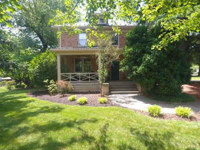 Rustburg Single Family Home For Sale: 8340 Wards Road