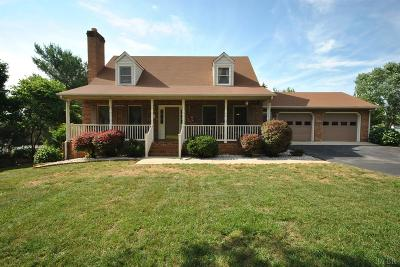 Forest Single Family Home For Sale: 303 Meadows Drive