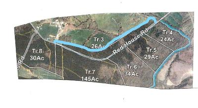 Campbell County Residential Lots & Land For Sale: 10500 Red House Road