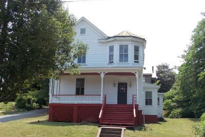 Lynchburg Single Family Home For Sale: 923 Harrison Street