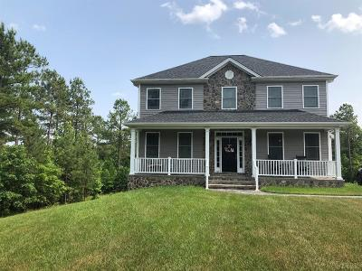 Madison Heights VA Single Family Home For Sale: $304,900