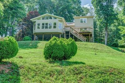Bedford County Single Family Home For Sale: 120 Woodcreek Road