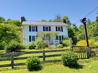 Amherst Single Family Home For Sale: 767 Franklin Creek Road