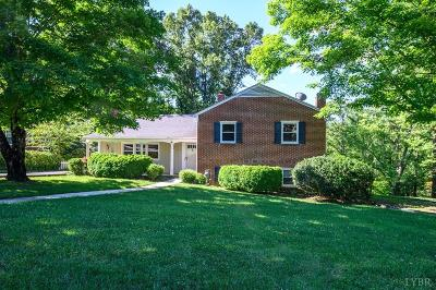 Lynchburg Single Family Home For Sale: 3409 Landon Street