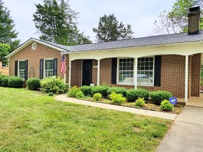 Lynchburg Single Family Home For Sale: 104 Mayfield Drive
