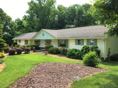 Campbell County Single Family Home For Sale: 2153 Laurel Lane