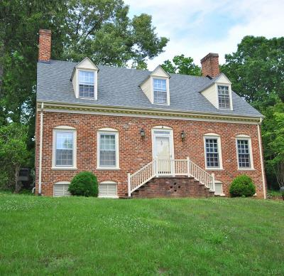 Lynchburg Single Family Home For Sale: 3600 Willow Lawn Drive