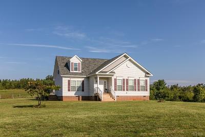 Appomattox VA Single Family Home For Sale: $475,000