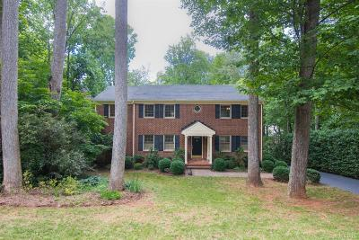 Lynchburg Single Family Home For Sale: 1121 Running Cedar Way