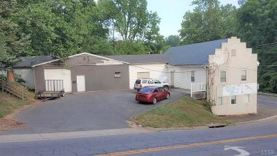 Lynchburg VA Commercial For Sale: $199,900