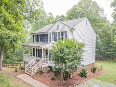 Lynchburg Single Family Home For Sale: 1338 Hawkins Farm Road
