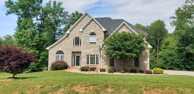 Campbell County Single Family Home For Sale: 500 Barringer Drive