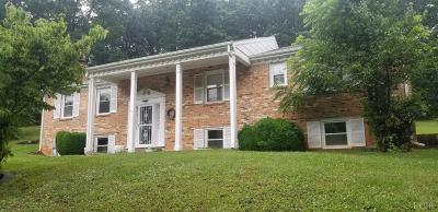 Campbell County Single Family Home For Sale: 5395 Browns Mill Road