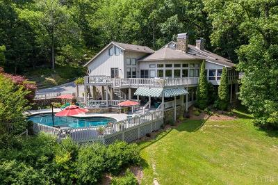 Bedford Single Family Home For Sale: 4472 Sheep Creek Road