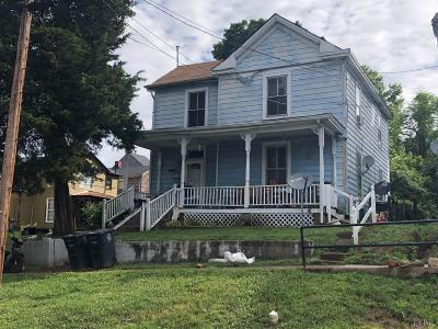 Lynchburg Single Family Home For Sale: 800 Pierce Street