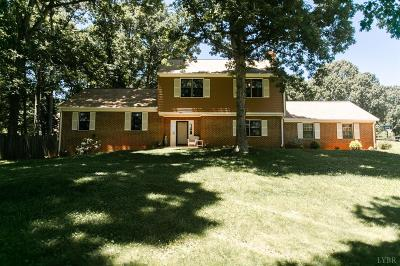 Campbell County Single Family Home For Sale: 888 Farfields Drive