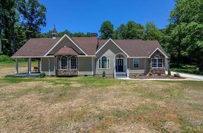 Bedford County Single Family Home For Sale: 1073 Bedford Lake Drive