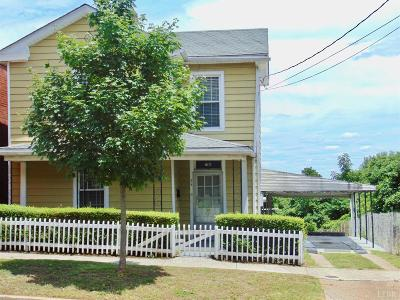 Lynchburg Single Family Home For Sale: 718 Wise Street