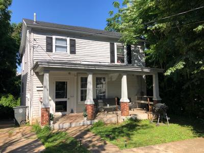 Lynchburg Single Family Home For Sale: 814 Wise Street