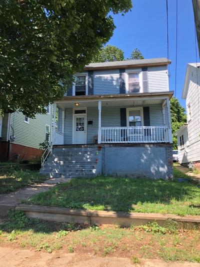 Lynchburg Single Family Home For Sale: 1612 Fillmore Street
